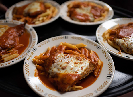 Chicken Parm Banquet