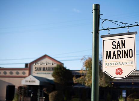 San Marinos Catering Menu